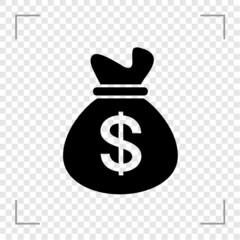 Dollar Moneybag Icon