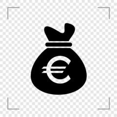 Euro Moneybag Icon