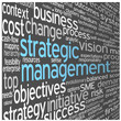 """STRATEGIC MANAGEMENT"" Tag Cloud (strategy business success)"