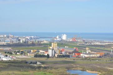industries et port de calais