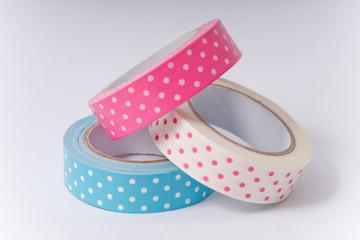 Washi tape rolls / masking tape