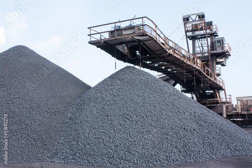 Iron ore crusher machine - 51843276