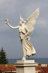 Victory - Statue in Schwerin castle, Germany