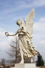 Victory - statue in Schwerin castle