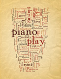 Five Steps To Embellishing A Song At The Piano poster