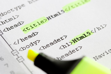 Learning How To Build A Web Page - Html5/Css3