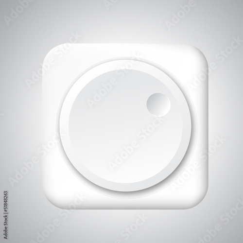 Volume vector app icon
