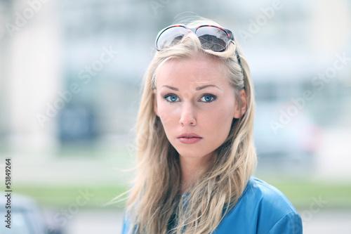 attraktives Model