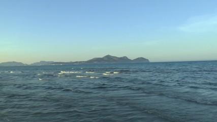 Schwenk Strand von Can Picafort