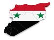 3D Map of Syria