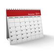 November 2011 Desktop Calendar