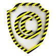Copyright shield