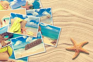 Vacation Postcards