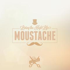 A Gentlemen's Moustache