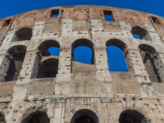 Roma, il Colosseo (part.)