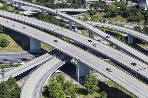 Freeway Aerial