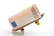 Skateboard und 50 Euro