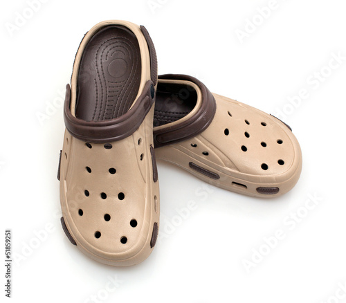 male rubber shoes