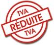 tampon TVA réduite