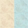 Seamless pattern in vintage style, two colors