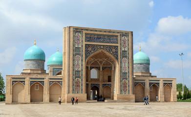 Mosque in Tashkent - Moschee in Taschkent, Usbekistan
