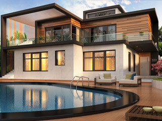 The dream house 27