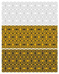 circle spiral pattern background