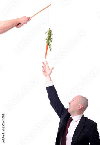 motivation carrot