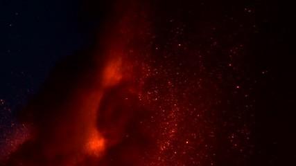 Fontana di lava