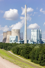 Kohlekraftwerk - Coal power plant