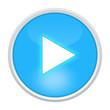 play button blau