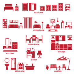 Home related icons 2