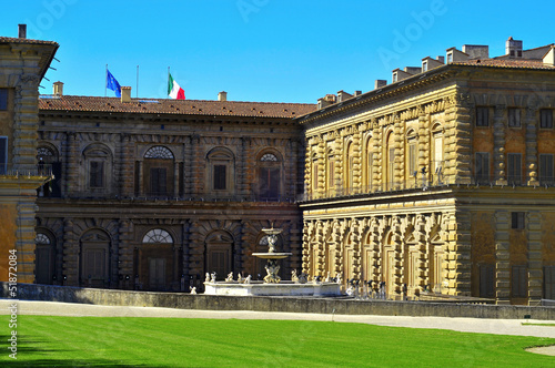 Palazzo Pitti in Florence, Italy