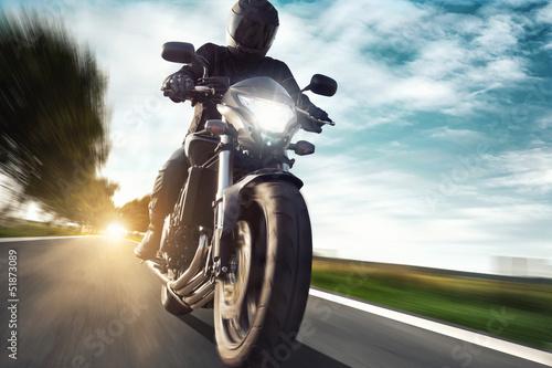 Poster Motorbike