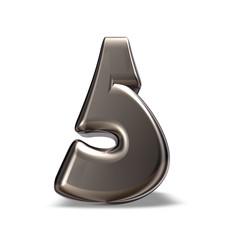 metallnummer fünf