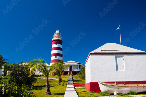 Hope Town Lighthouse