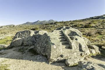 castro celta de Ulaca, Ávila (España)