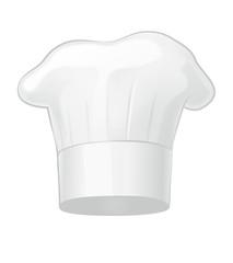 Kochmützen, weiß