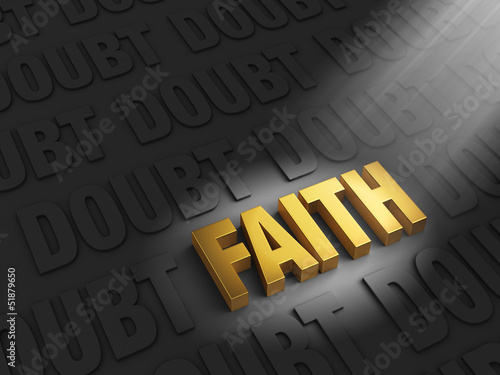Faith Amongst Doubt