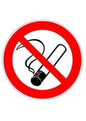 Zeichen Rauchverbot