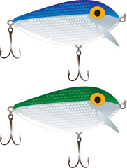 rapalas fishing hook