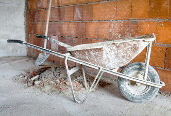 Masonry Wheelbarrow