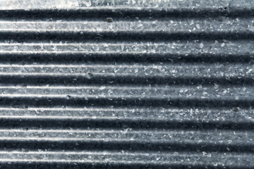 steel ondulated background