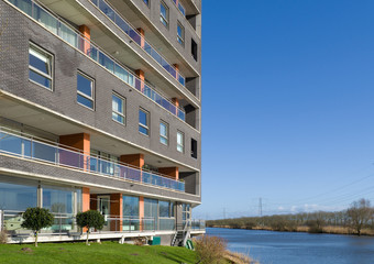 apartments at the waterfront