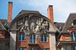 Immeuble quai de Conti à Paris