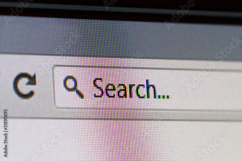 Search Text in Address Bar of Browser