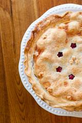 Berry Pie-half