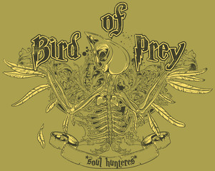 Bird of prey
