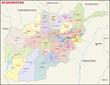 Afghanistan Administrativ