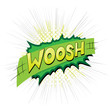 Woosh - Comic Expression Vector Text
